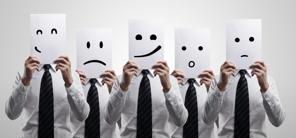 ¿Cuáles son las emociones humanas?